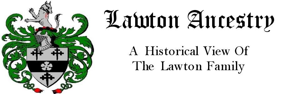 Lawton Ancestry